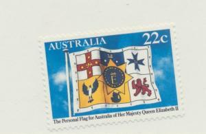 Australia Scott #779, Mint Never Hinged MNH, Queen Elizabeth II Birthday Issu...