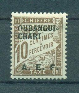 Ubangi-Shari sc# J2 mh cat value $1.75