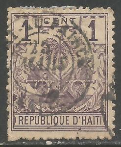 HAITI 32 VFU ARMS 1120A-2