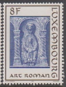 Luxembourg Sc#537 MNH