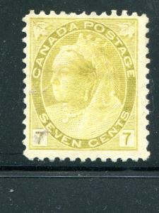 Canada #81  Mint F-VF