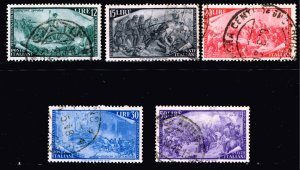 ITALY STAMP USED STAMPS COLLECTION LOT  #4