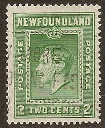 Canada Provinces - Newfoundland Scott # 245 used. Ships Free with Another Item.