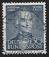 Germany #695 Used Single Stamp cv $22.50