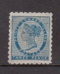 Prince Edward Island #2 Very Fine Mint Full Original Gum Hinged