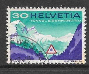 Switzerland Used [7393]