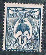 New Caledonia 92 MHH Kagu (BP3725)