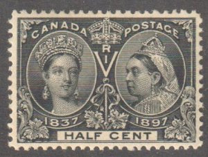 Canada #50 VF NH With AIEP Certification C$420,00