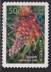 Australia 2140 Hinged Used 2003 Superb. Grevillea