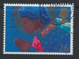 Great Britain SG 2065  Used    - Christmas