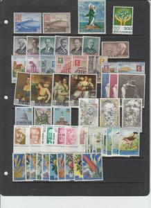 San Marino - lot of NH complete sets