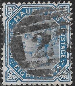 Mauritius 73 Used - Victoria