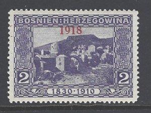 Bosnia & Herzegovina Sc # 126 mint never hinged (RS)