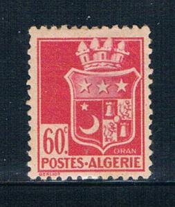 Algeria 139 MLH Oran COA 1942 (A0313)+