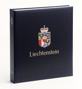 DAVO Luxe Hingless Album Liechtenstein II 1970-1999