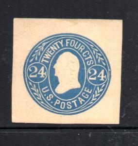 U71 Mint VF CV $90