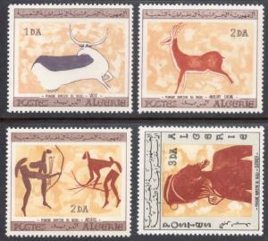 ALGERIA SCOTT 365-368