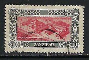 ZANZIBAR 243 VFU M736