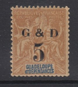 GUADELOUPE, Scott 45, MLH