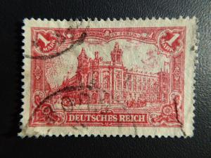Germany 1902  Sc.#75 used