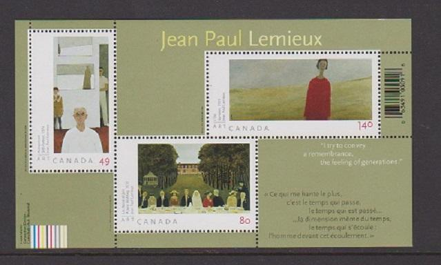 CANADA S/S  MNH STAMPS  #2068 LOT#PB32