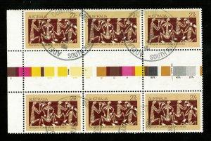 Art 27 cents Australia (R-587)