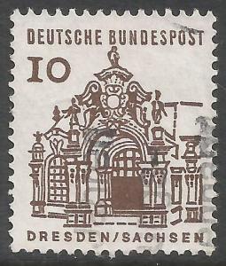 GERMANY 903 VFU Z5168-3