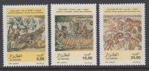 Algeria 1285-1287 MNH VF