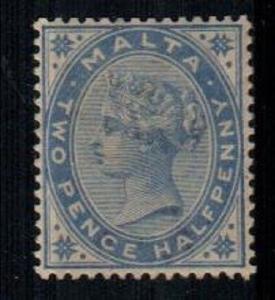 Malta Scott 11 Mint hinged (Catalog Value $50.00)
