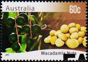 Australia. 2011 60c Fine Used
