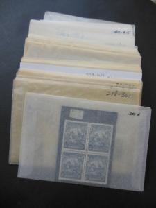 BARBADOS : Beautiful VF MNH accumulation of Better singles & sets. Cat $650++