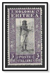 Eritrea #120 Lancer MNH