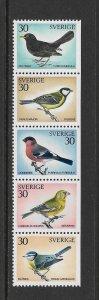 BIRDS - SWEDEN #877a  MNH