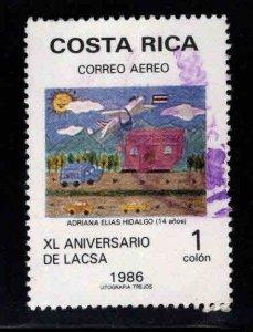 Costa Rica Scott C912 used