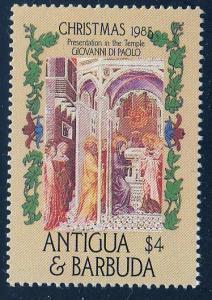 Antigua and Barbuda #908 Christmas, MNH.
