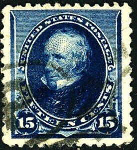 U.S. #227 Used