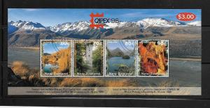 NEW ZEALAND, 1353A, USED, CAPEX '96