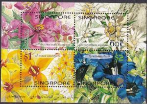 Singapore #988a MNH  CV $5.50 (A19359)
