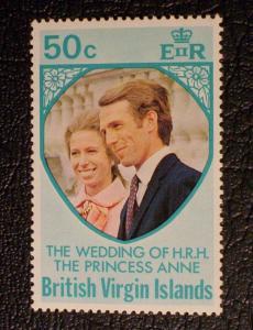 Virgin Islands Scott #261 unused