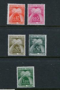 France #J93-7 Mint