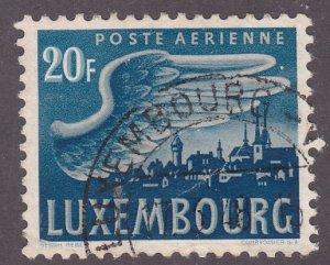 Luxembourg C14 Luxembourg 1946