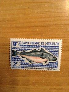 St Pierre & Miquelon SC 419