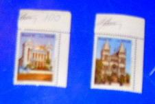 Brazil - 2347-48, MNH Set. Churches. SCV - $2.00