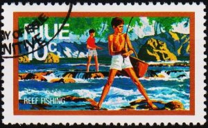 Niue. 1976 10c S.G.203 Fine Used