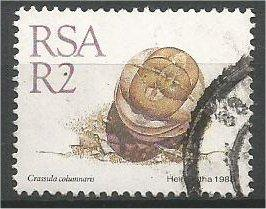 SOUTH AFRICA, 1988, used R2, Succulents Scott 752