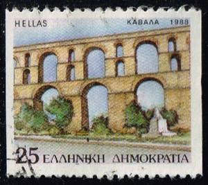 Greece #1642a Aqueduct - Kavalla; Used (0.25)