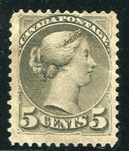 Canada #38 Mint O.G. F-VF