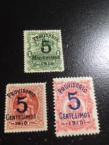 Uruguay sc 184-186 MLH comp set