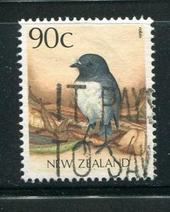New Zealand #929 Used (Box2)