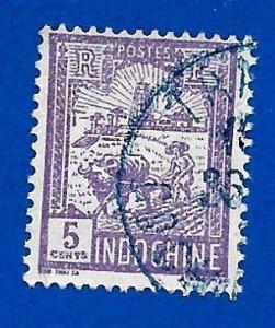 Indo-China 1927 - U - Scott #123 *
